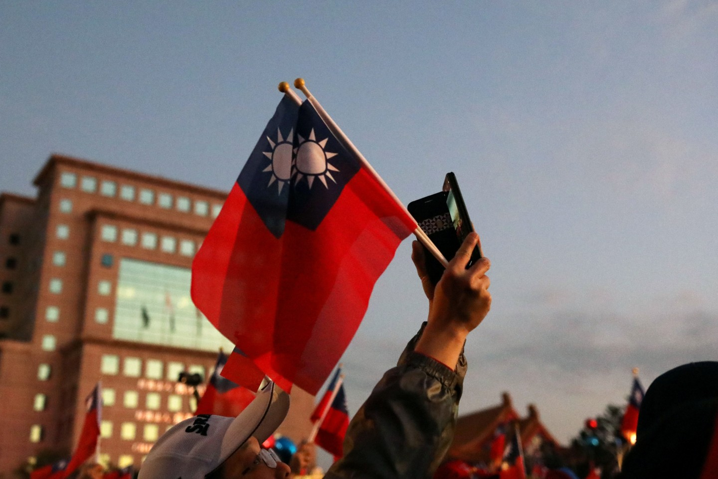 Are cross-strait relations proving to be too huge a gap to bridge? (Ann Wang/Reuters)