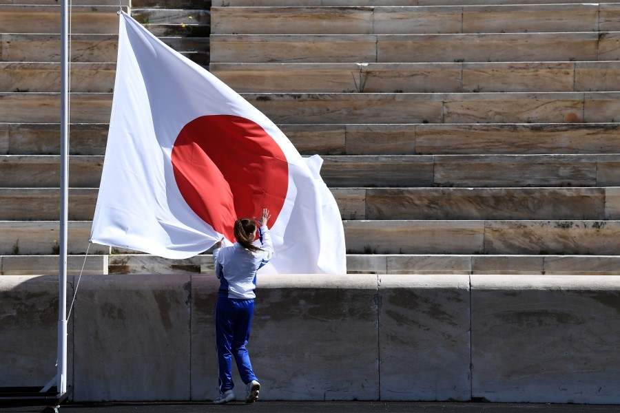 Japan's strategy in Southeast Asia is moving, despite difficulties. (Aris Messinis/REUTERS)
