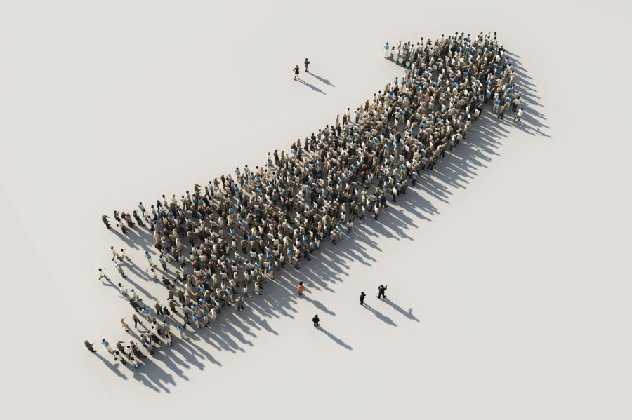 Where is the world headed? George Yeo explores the issues. (iStock)