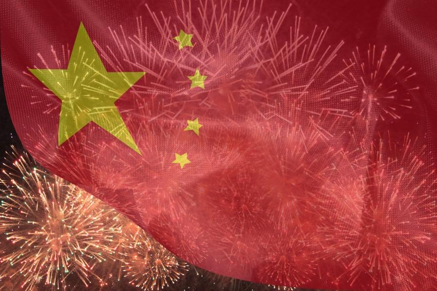 China celebrates its 70th anniversary. (iStock)