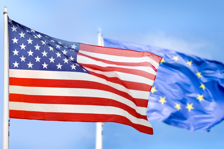 China and Asia should take note of relations between the US and Europe. (iStock)
