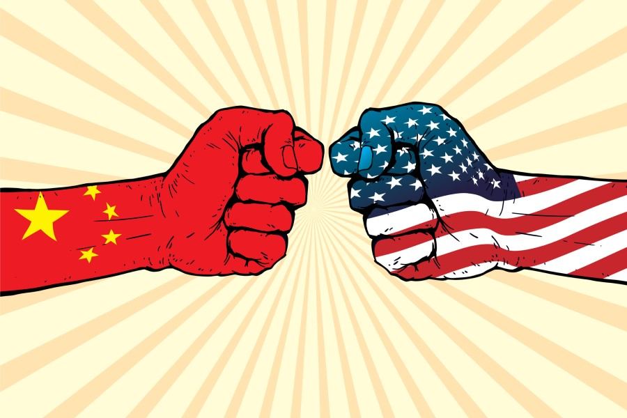 As the US pulls out of certain international organisations, China stands ready to take its place. (iStock)