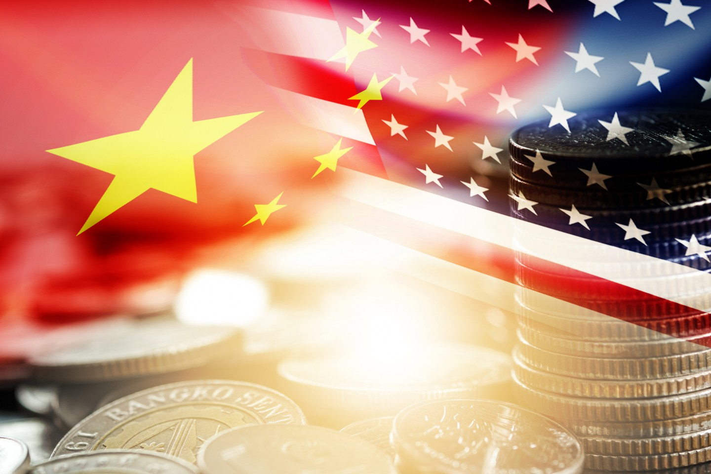 China-US rivalry is on an increasingly hostile trajectory. (iStock)