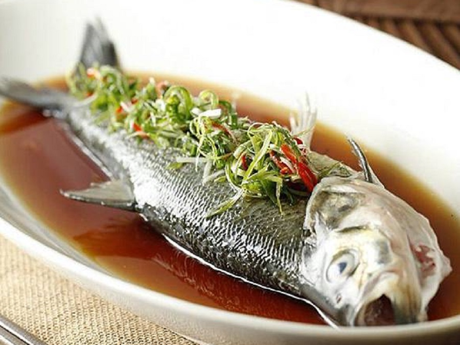 Chiang Kai-shek's favourite dish: the president's fish. (Internet)