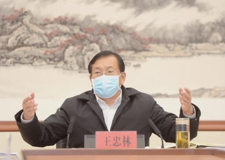 wang zhonglin