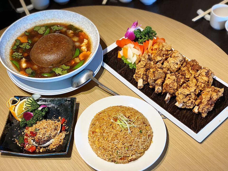 Signature dishes of Taipei's Golden Formosa. (金蓬萊遵古台菜/Facebook)