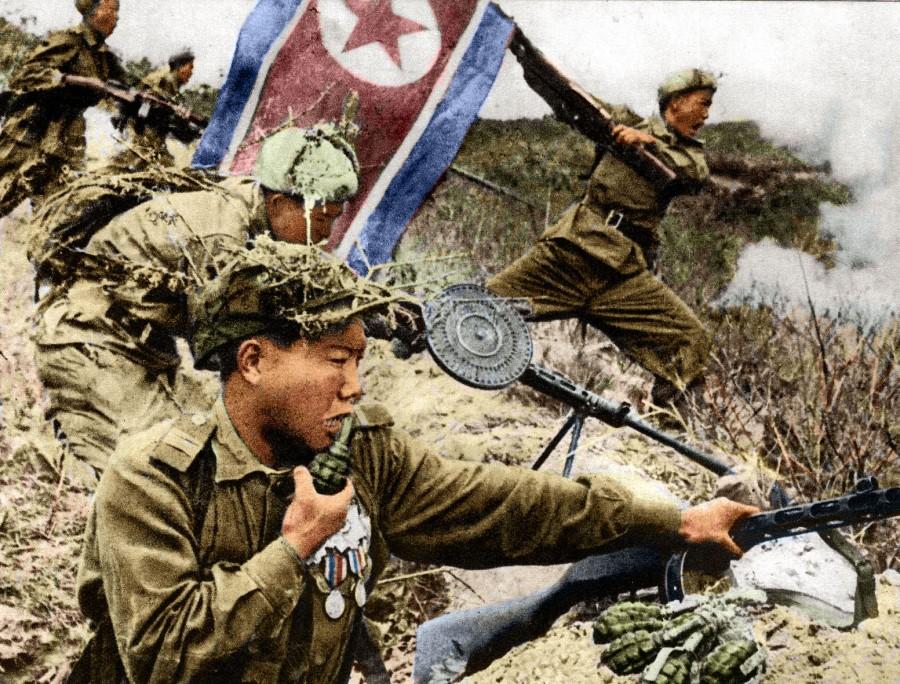 NK army