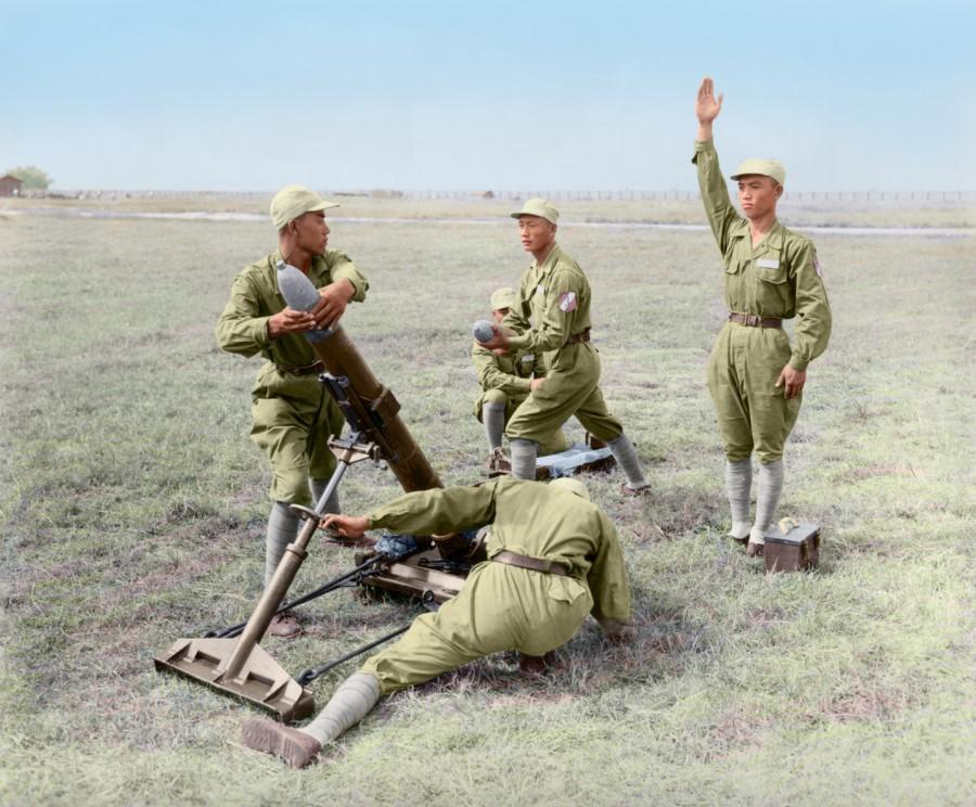 cannon training