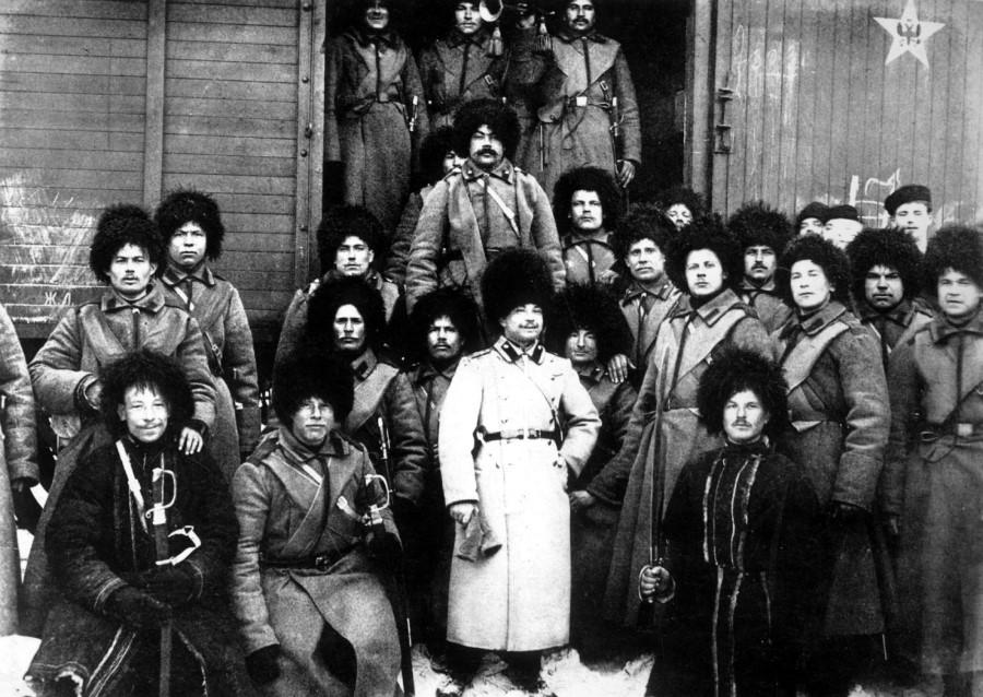 russian brigade