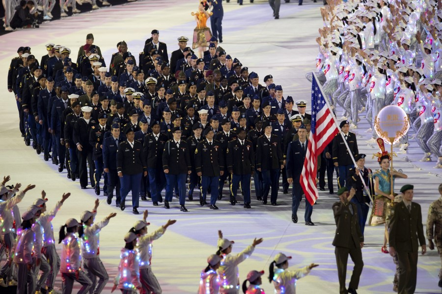 world military games