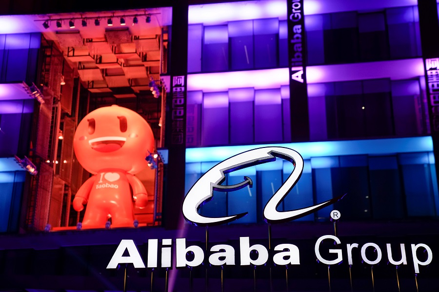 Alibaba Group's 11.11 Singles' Day global shopping festival racks up enormous sales volumes every year. (Aly Song/File Photo/Reuters)