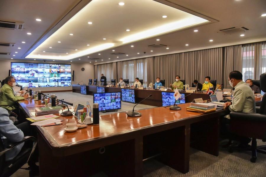 thailand cabinet