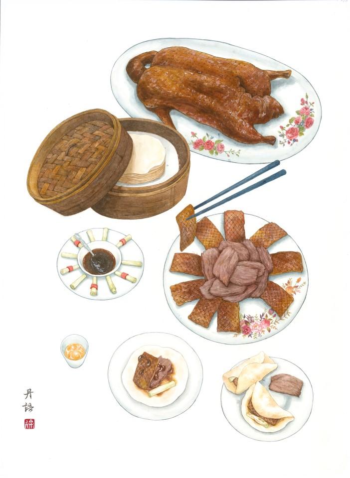 cantonese duck