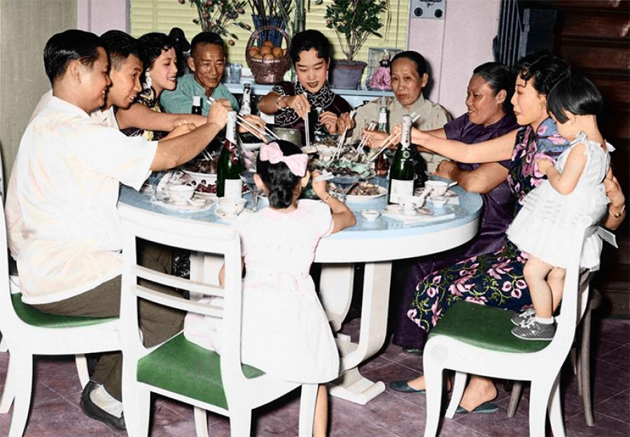 reunion dinner