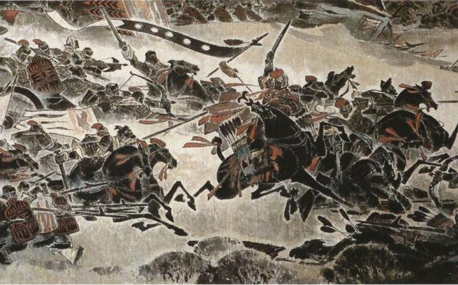 battle of gaixia