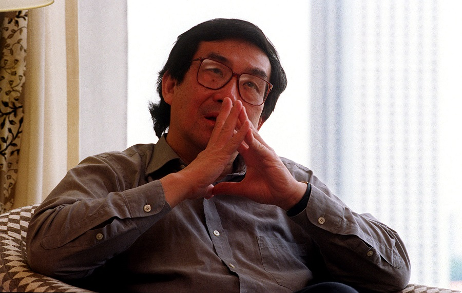 Professor Tu Wei Ming, Professor of Chinese History and Philosophy at the Harvard-Yenching Institute, discusses his views on creative thinking in the context of Singapore. (SPH)