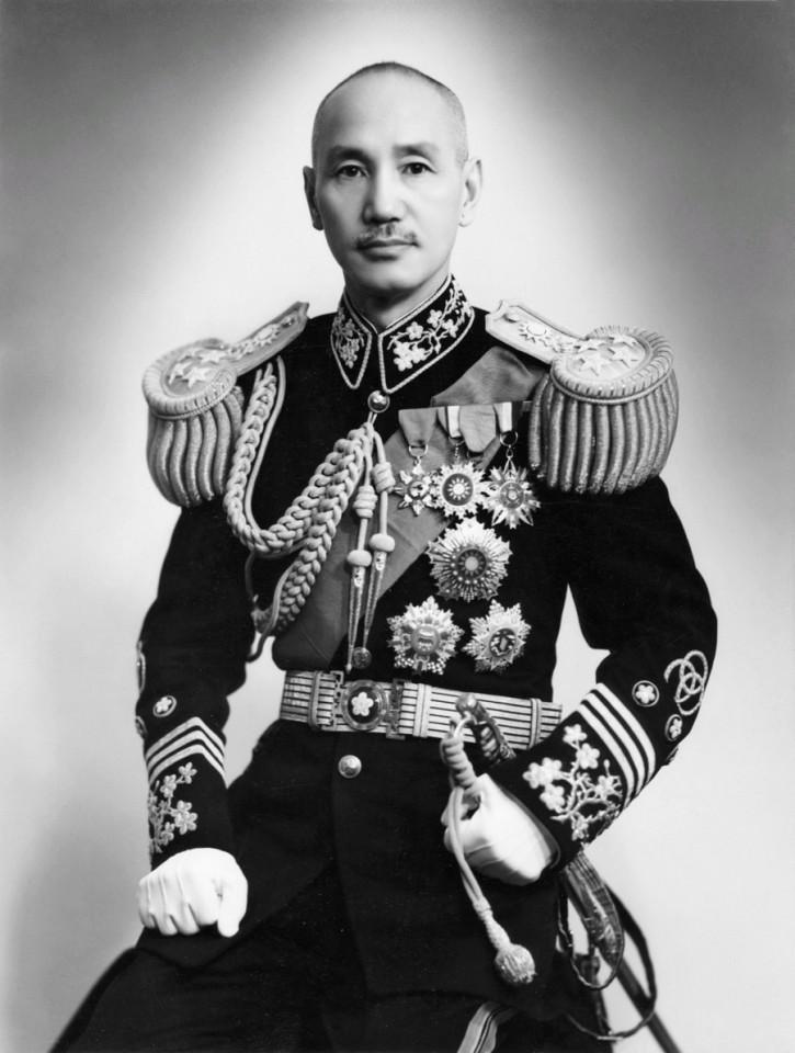 Chiang Kai-shek. (Internet)
