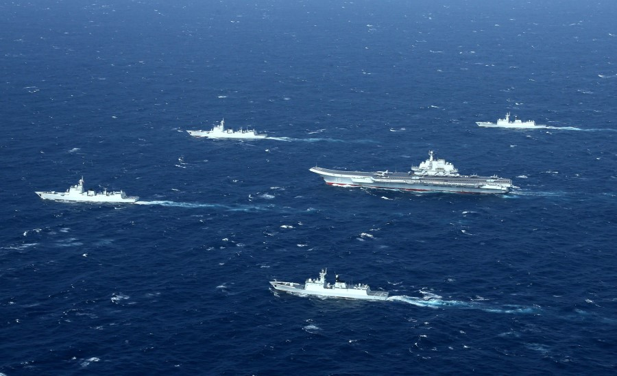 SCS ships