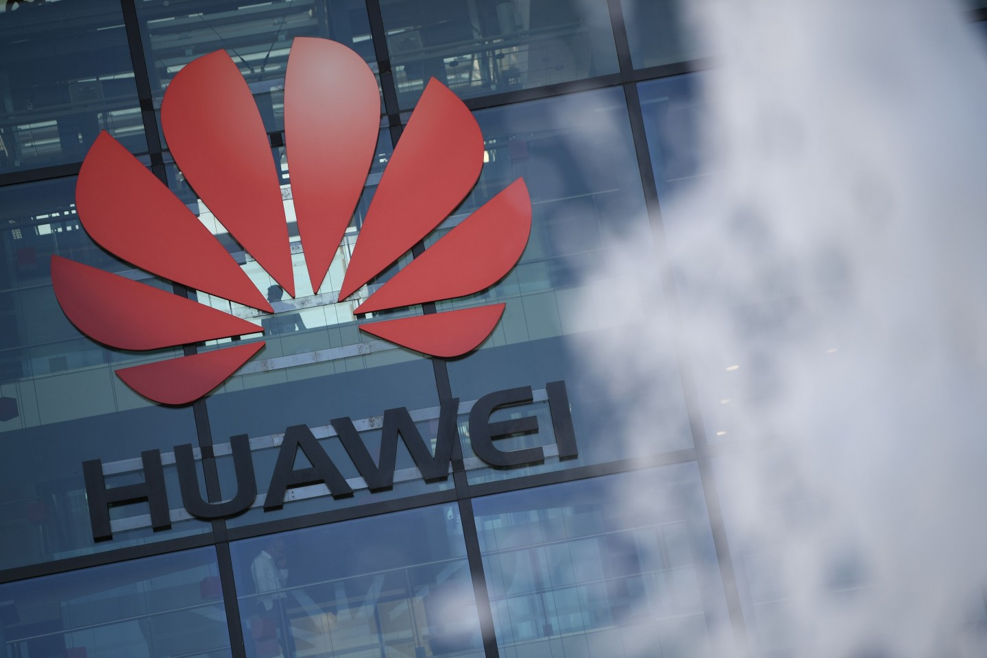 Huawei's rolling out of the 5G network has raised national security concerns. (Daniel Leal-Olivas/AFP)
