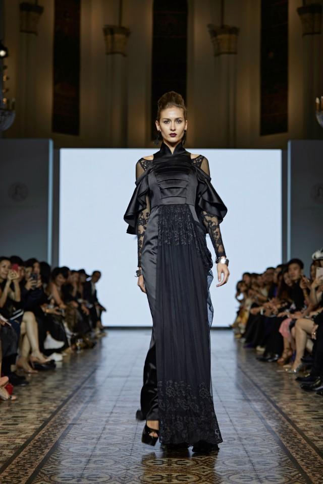 Ji Wenbo Showcase LOTI International Fashion Festival Digital Fashion Week