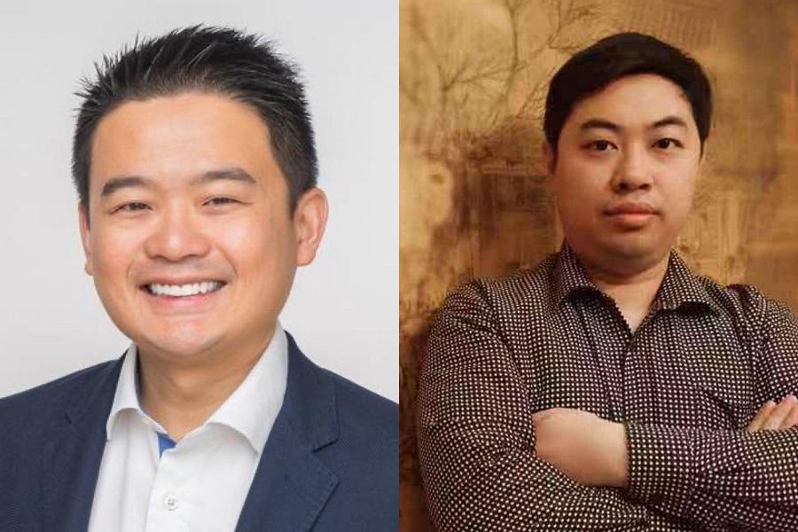 Soon Sze-Meng and Joseph Liu.