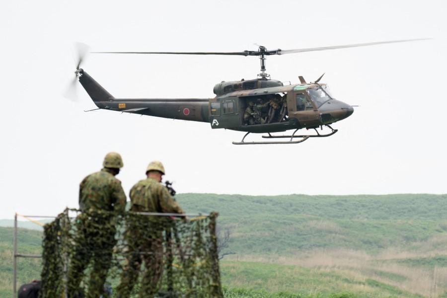 japan military