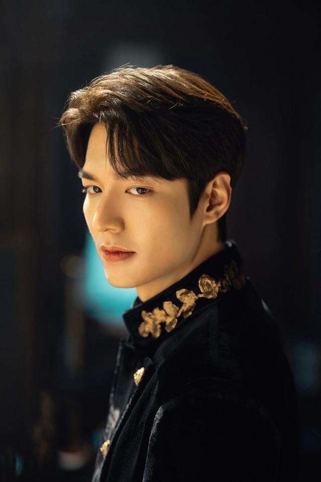 South Korean actor Lee Min-ho. (Netflix)