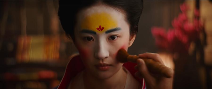 (Photo: Screenshot from Mulan official trailer/Walt Disney Studios/Youtube)