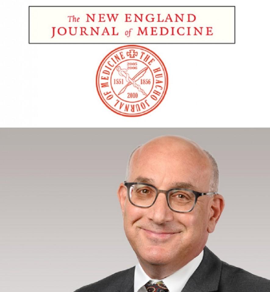 The New England Journal of Medicine Editor Eric Rubin. (Internet)
