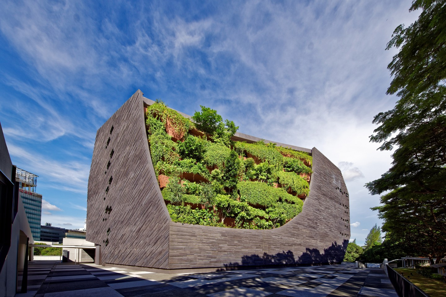 Mok's Lee Kong Chian Natural History Museum. (Photo: Teo Zi Tong)