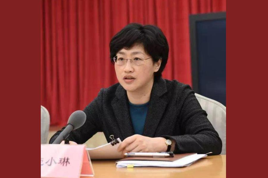 Shi Xiaolin. (Internet)