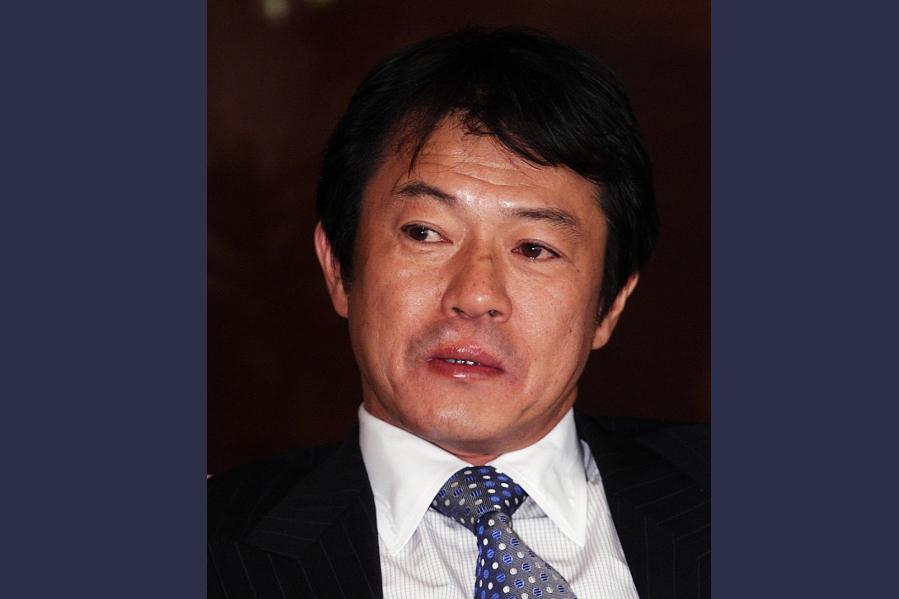 Shoichi Nakagawa, Japan Minister of Finance from 24 September 2008 to 17 February 2009. (SPH)