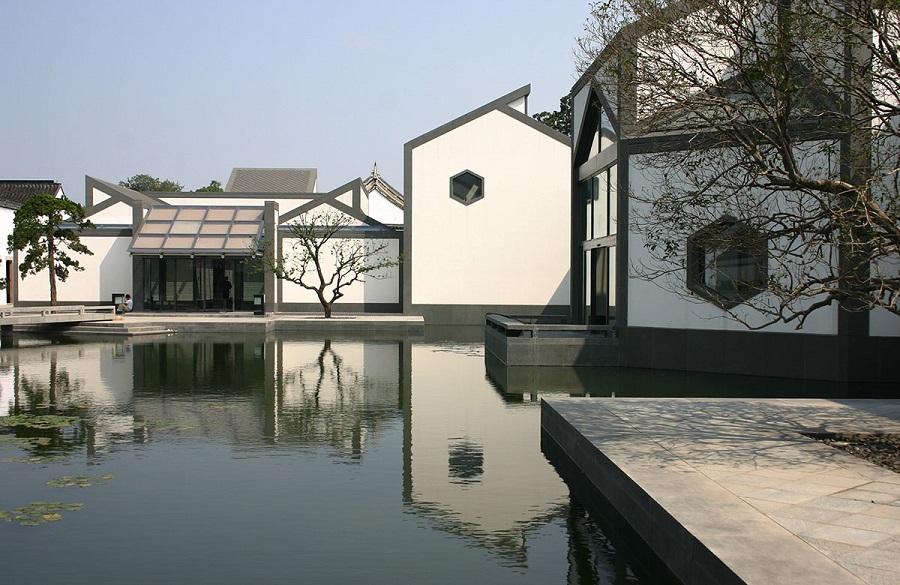 (Suzhou Museum official website)