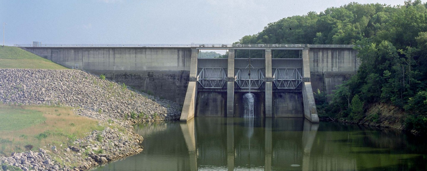 Tellico Dam (Tennessee Valley Authority)