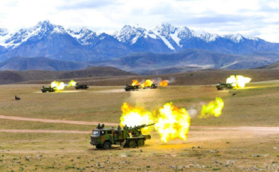 PLA Tibet Military Command (Weibo)