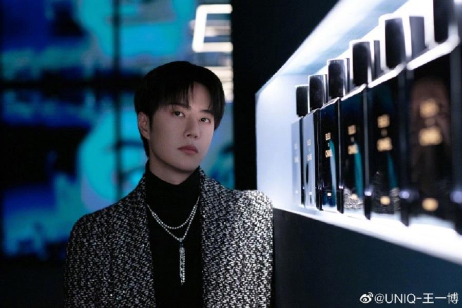 Wang Yibo. (Weibo)