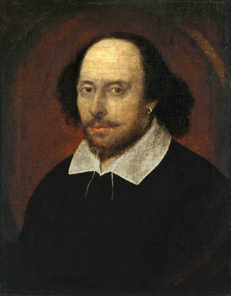 William Shakespeare. (Internet)