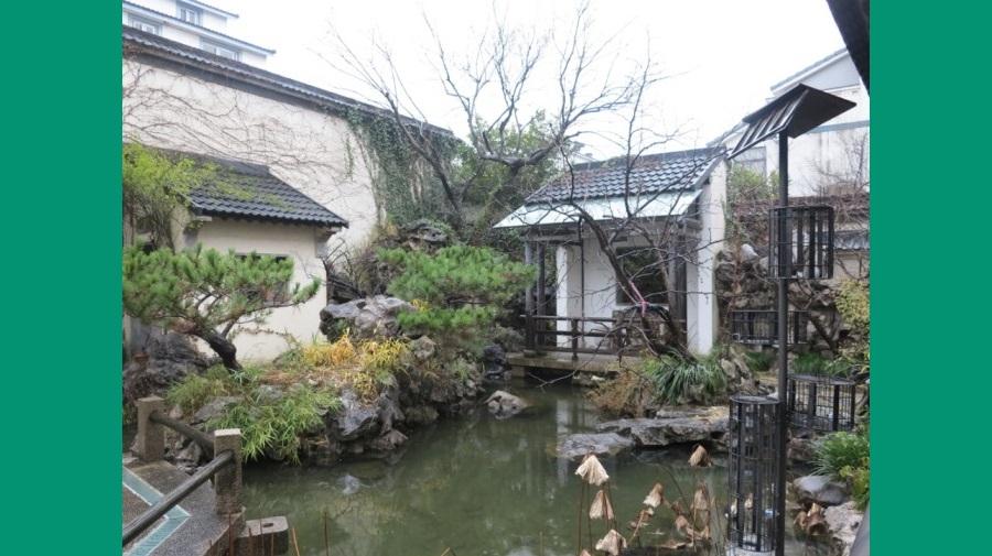 (Photo: Suzhou Gardens And Virescence Management Bureau)