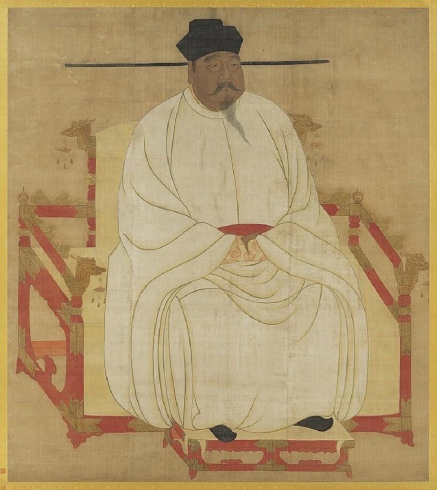 Zhao Kuangyin. (Internet)