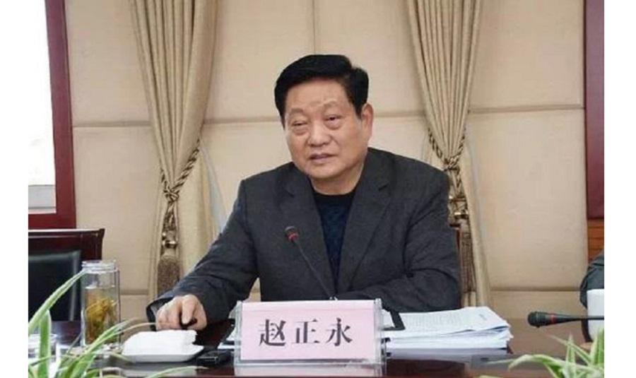 Zhao Zhengyong (Internet)
