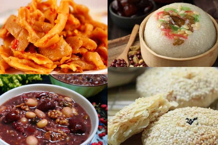 Seasonal delicacies. (Internet)