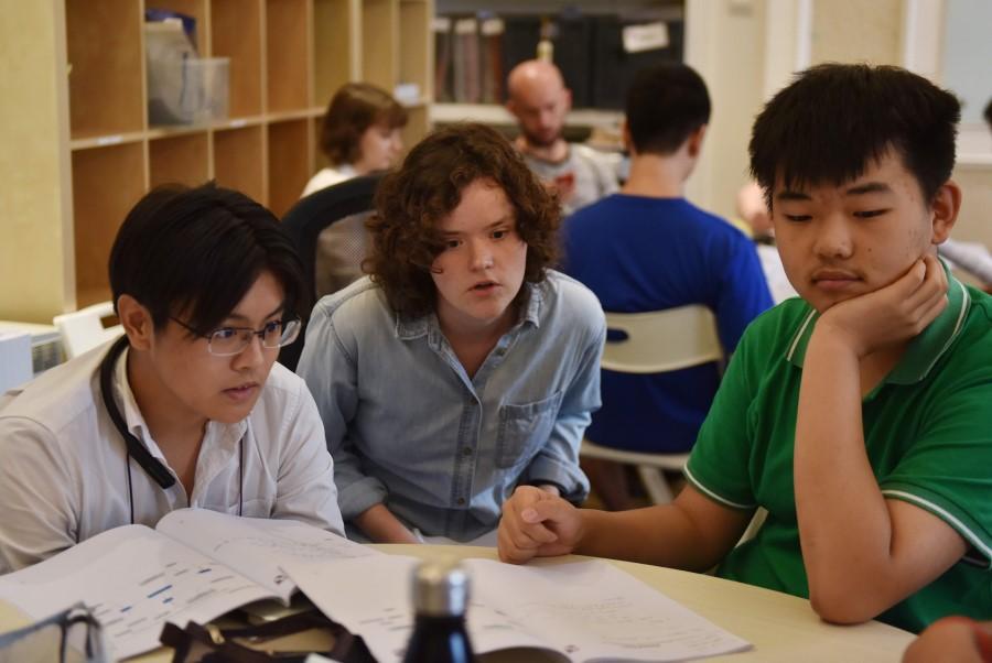 china students