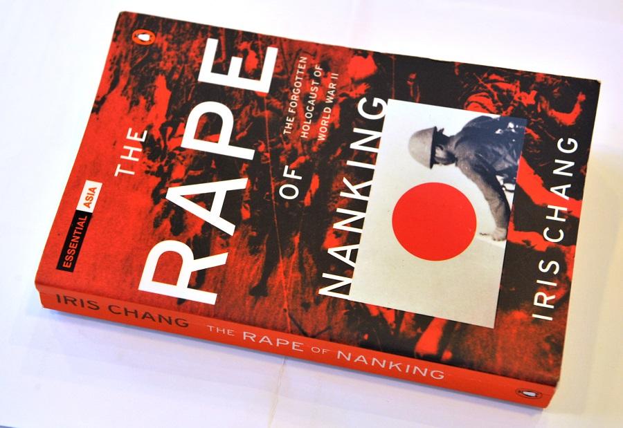 The Rape of Nanking by Iris Chang. (SPH)