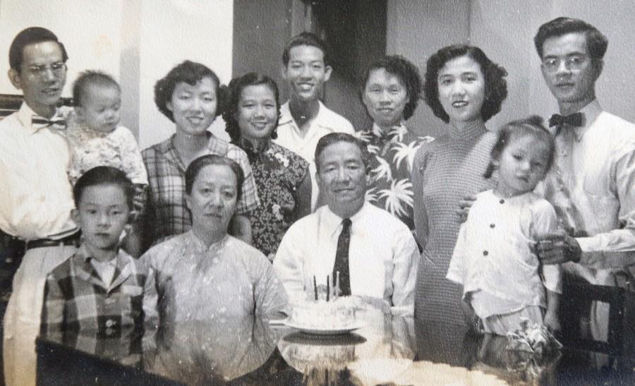 ho beng hong family