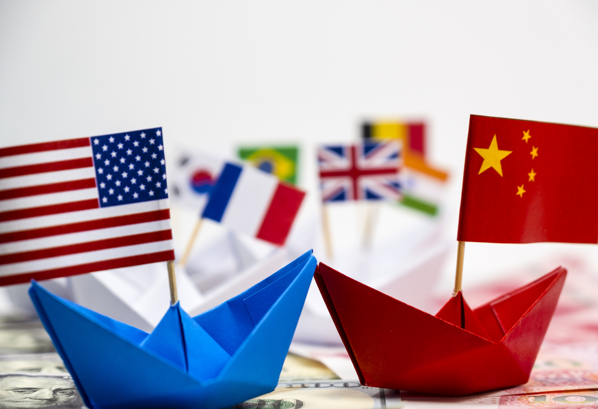 The American strategy towards the PRC could still undergo significant changes in the future, but it is unlikely to deviate from the rut of counteracting and weakening China's clout in East Asia. (iStock)