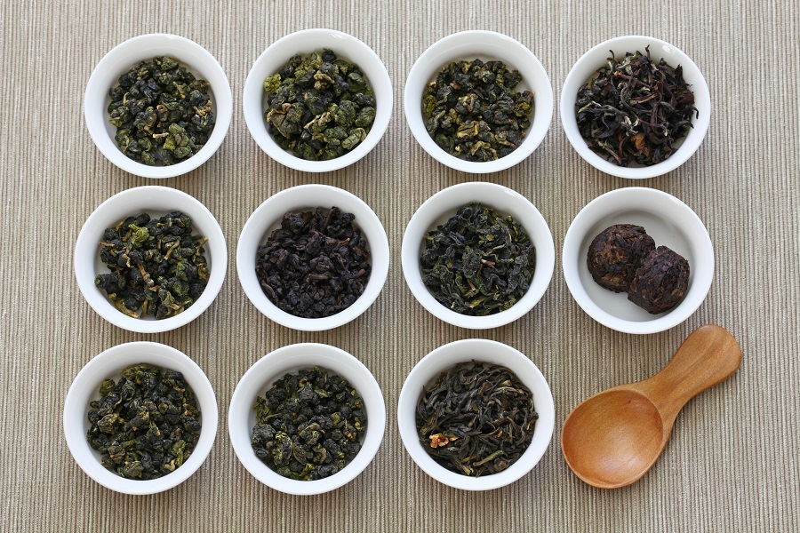 An assortment of tea. (iStock)