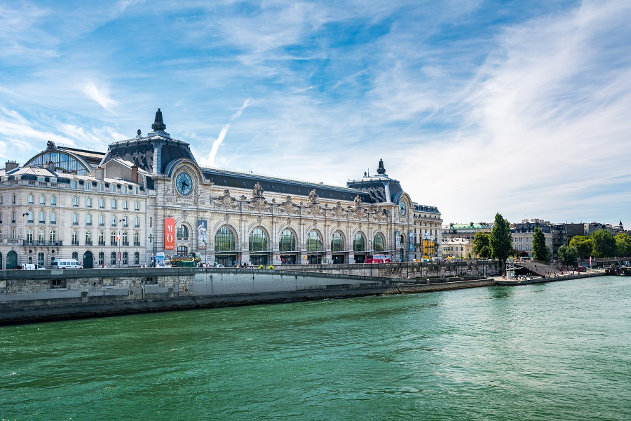 Musée d'Orsay. (iStock)