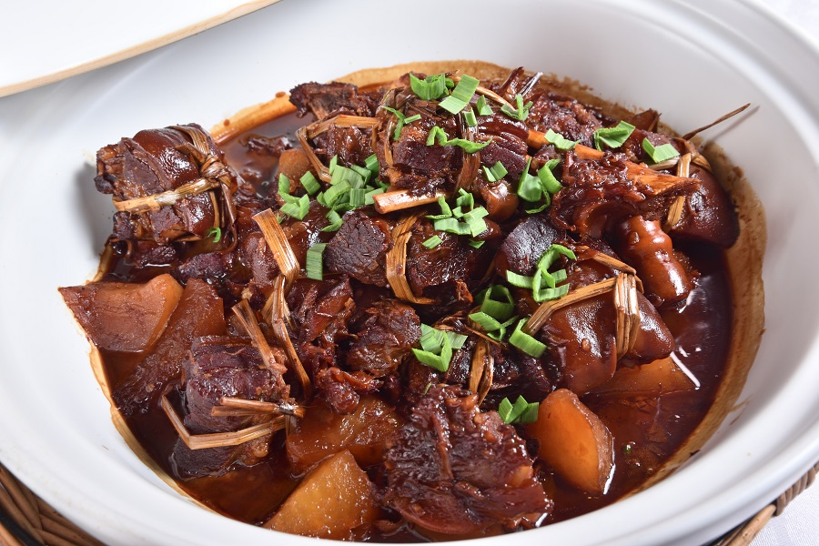 A hearty bowl of braised mutton. (iStock)