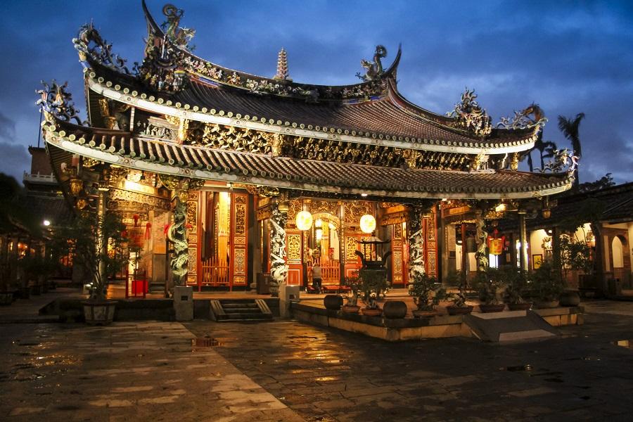 Dalongdong Bao'an Temple. (iStock)