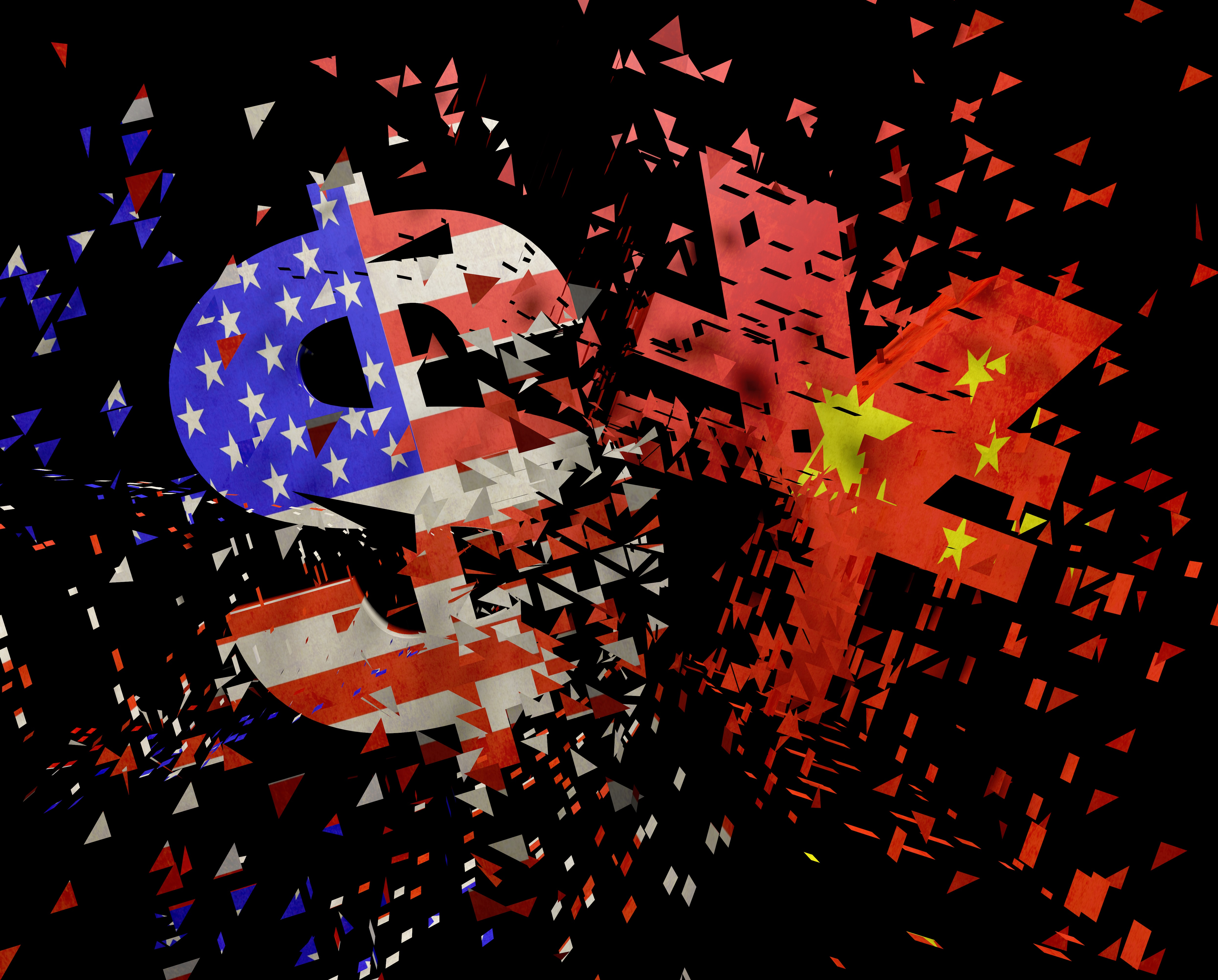 The US remains hell-bent on raising tariffs on Chinese goods, unreasonably accusing the PRC of being a currency manipulator.